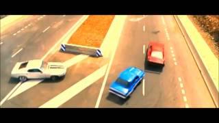 new car recing videos