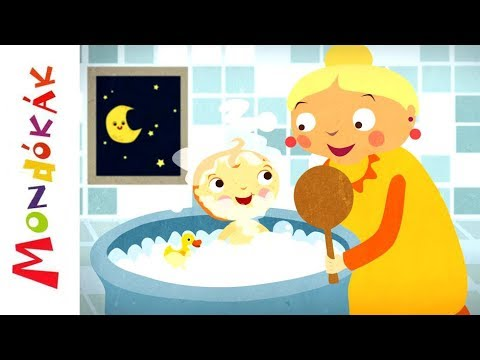 Pancsi, pancsi | Gyerekdalok és mondókák, rajzfilm gyerekeknek thumbnail