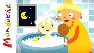 Pancsi, pancsi | Gyerekdalok és mondókák, rajzfilm gyerekeknek