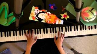 Gion Kouta Kyoto Blues 祇園小唄 - Cover