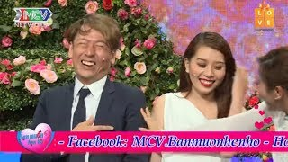 Chàng diễn viên hài Nhật Bản mê đắm trước nhan sắc của hoa khôi giới PT 😍