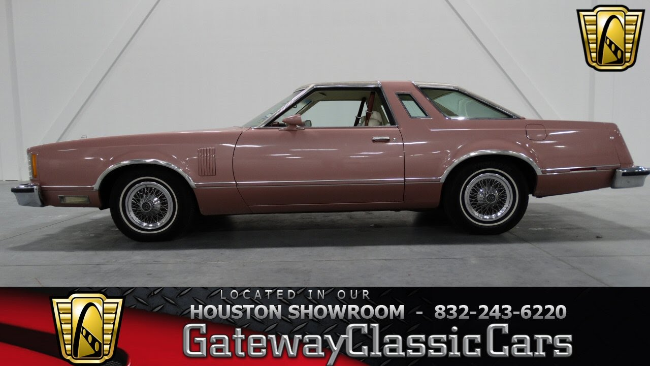 1977 ford thunderbird houston tx youtube