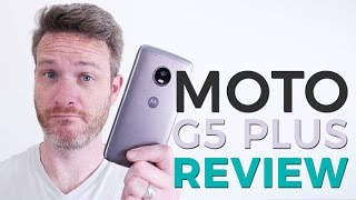 Moto G5 Plus Review: good, not great