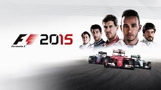 F1 2015 - пожар игра, но первый блин комом... :)