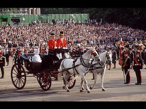 (4) Queen Mother's 90th Birthday Parade