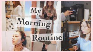少し優雅に過ごすモーニングルーティーン🌞☕️ゆっくり準備するとある日の朝✨/Morning Routine!/yurika