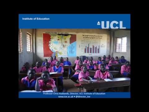 The grand challenge of education - the IOE, UCL and the world of education (3 Mar 2015)