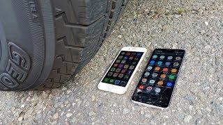 Galaxy S8 Durability Test - S8 vs SUV! (4K)
