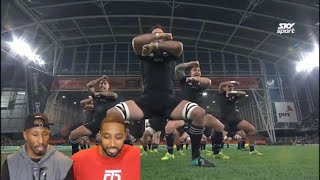 AMERICANS REACT TO ALL BLACKS 2018 BEST TRIES