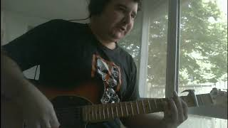 Social DIstortion Down On the World Again Guitar Cover