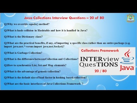 Delightful Java Collections Interview Questions U2013 20 Out Of 80