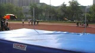 聖公會陳融中學第22屆陸運會 -  跳高