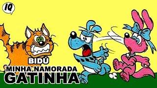 História em quadrinhos - Turma da Mônica - Bidú - Minha namorada gatinha