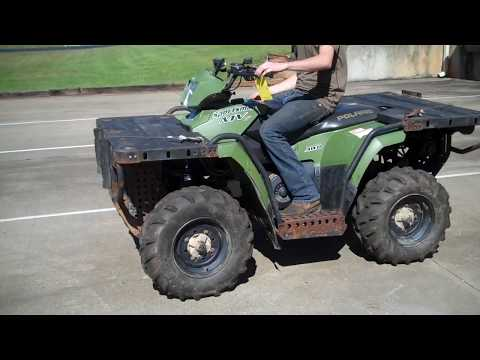 Polaris Sportsman MV7 ATV - Tag# 103572