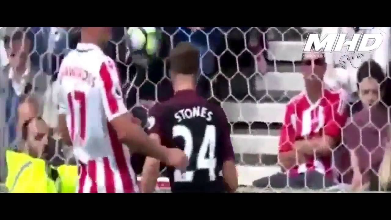 Download Stoke City vs Manchester City 1-4 All Goals and Highlights English Premier League 2016/2017