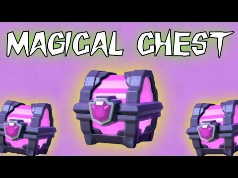 MAGICAL CHEST CHALLENGE! - WE KILLEN MET DIT DECK! - Clash Royale