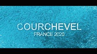 Courchevel France /skiing/paragliding/la folie douce