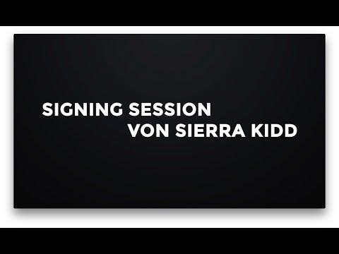 Ein Nachmittag mit Sierra Kidd + Deluxe Box Verlosung