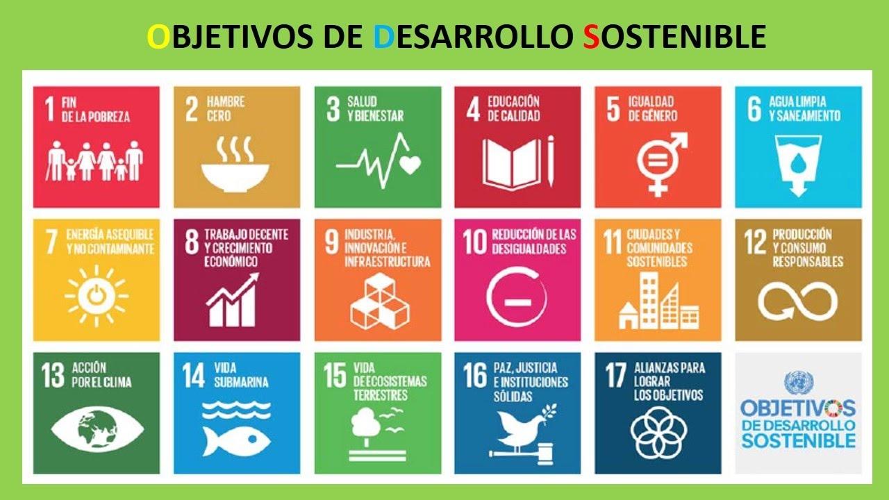 17 objetivos de desarrollo sostenible pdf