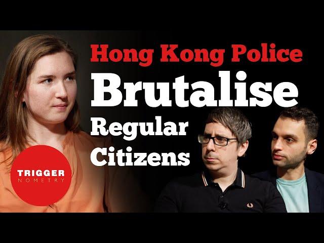 Hong Kong Police Brutalise Regular Citizens