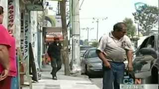 Detectan 13 mil puntos de venta de droga en el Distrito Federal