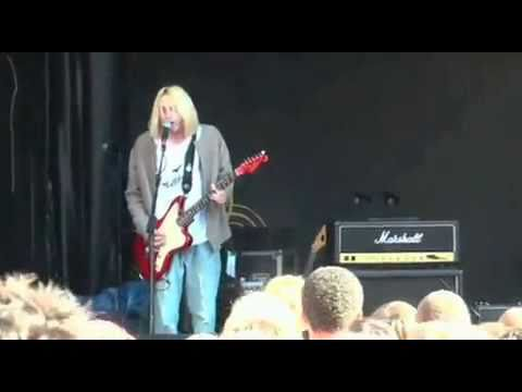 NERVANA {A Tribute to Nirvana} - Smells Like Teen Spirit - Mathew ...