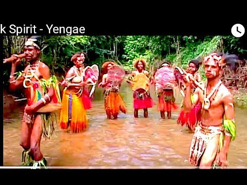 Sepik Spirit - Yengae