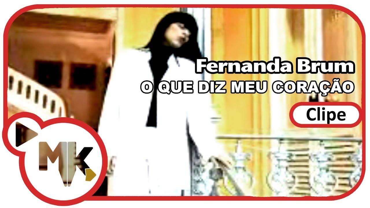 O que diz meu coração - Fernanda Brum