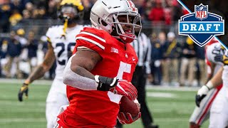 2019 NFL Draft: Ohio State RB Mike Weber Highlights | B1G Football