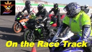 Racing Bikes! Race Track! Sportbike Riders! Filipino Riders! WHATEVA!! Just watch! :-)