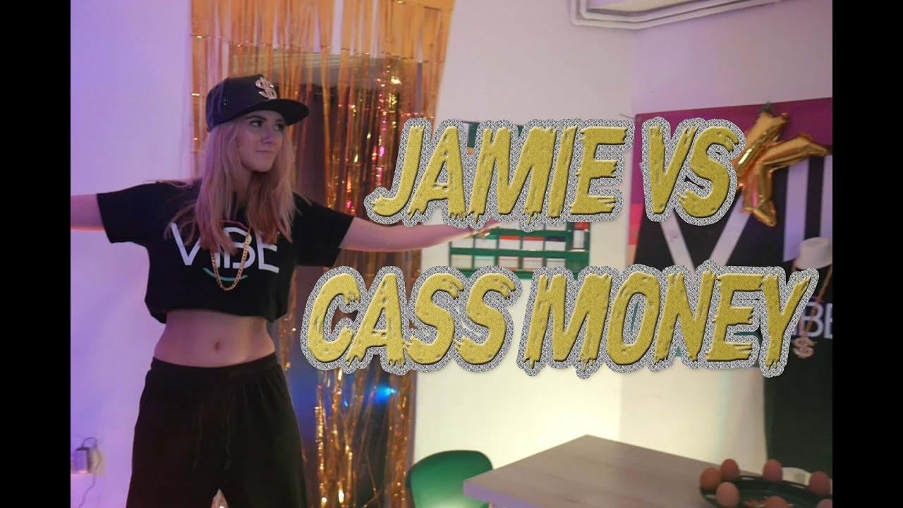 Kitchen Messi: Jamie VS Cass Money - egg roulette