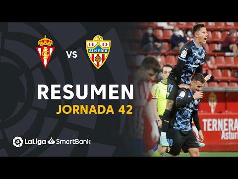 Gijon Almeria Goals And Highlights