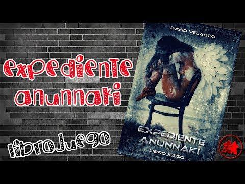 Expediente Anunnaki | Librojuego