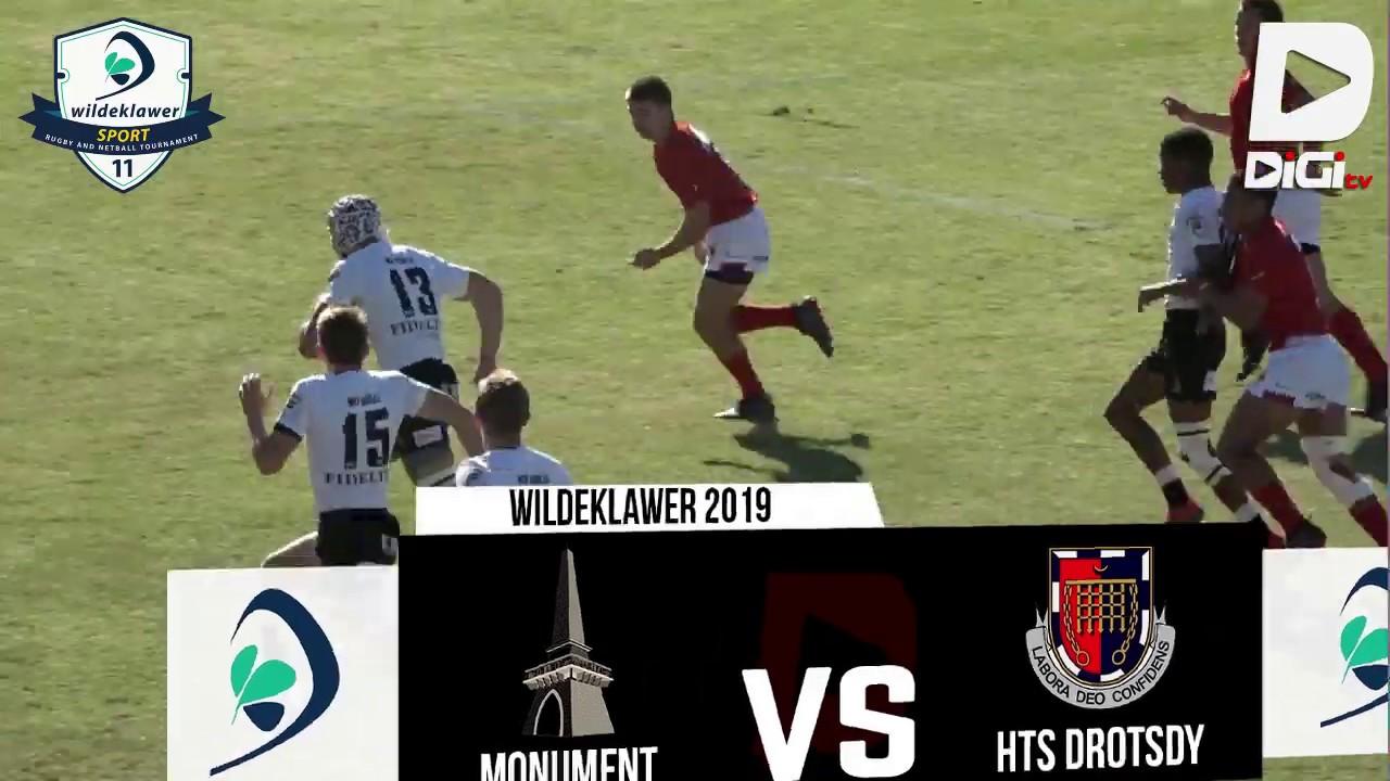 Kerf Highlights 2019 Hts Middelburg Vs Hts Drostdy 18th