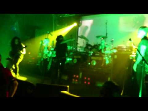 Ministry - Just One Fix (featuring Burton C Bell) live in Sydney
