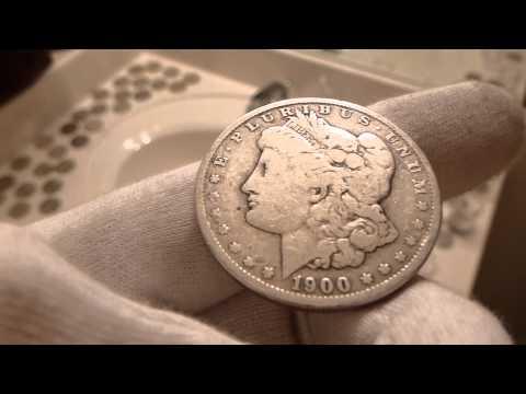 1900 O Morgan Silver Dollar Coin Review