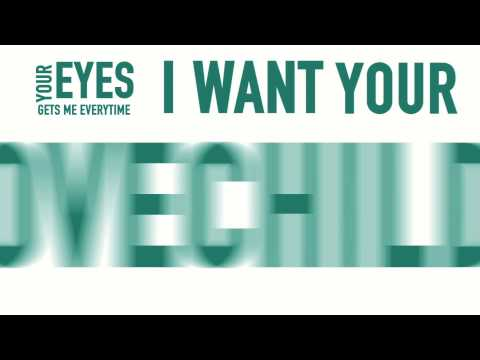 Jensen and The Flips - Lovechild (Official Lyric Video)