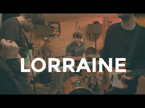 Lorraine - Blind Deconvolution (Studio A Session)