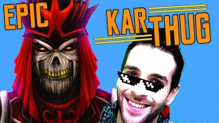 ♠EPIC QUADRA KarTHUG à Voir ! ♦ LE KARTHUS JUNGLE DU FUTUR ! Skyyart Craque! GAMEPLAY FR !
