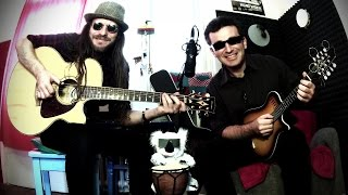 FOR PIAZZOLLA - crazy guitar & mandolin duet (by Acoustic Gangsters)