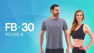 New 4 Week 30 Minute Workout Program Now Available - New Workouts Start Tomorrow!