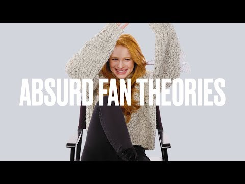 Madelaine Petsch Responds to the Craziest Riverdale Fan Theories | ELLE