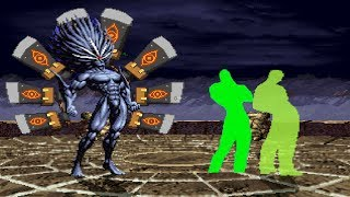 Mugen The Darkness VS Cycloid Sigma and Cycloid Omega