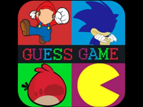 Guess the Game Quiz - Level 1-100 Answers
