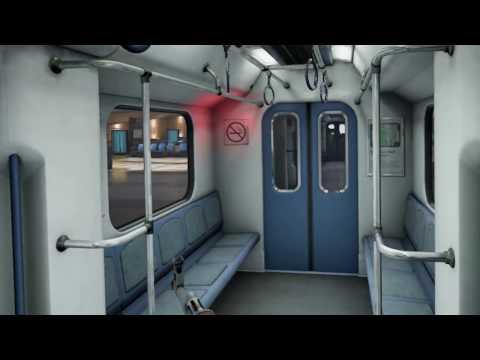 Oculus Touch - Bullet Train