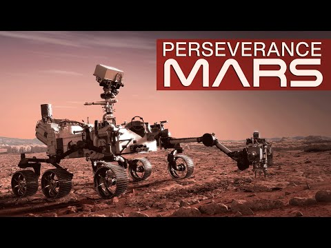 NASA�€�s Mars 2020 Perseverance Rover Mission Real-time Tracker