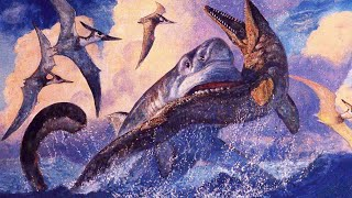 The Shark That Ate Dinosaurs - Cretoxyrhina