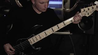 Leprous- Echo (bass cover)