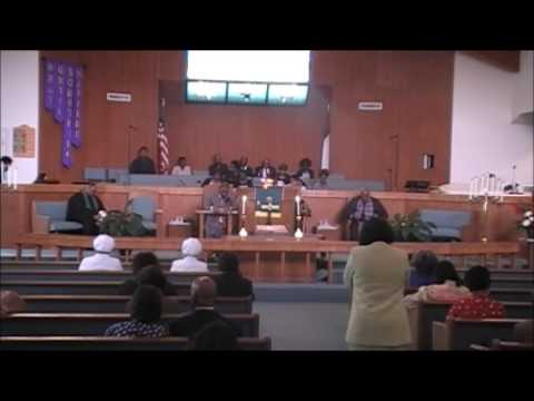 September 11, 2016 Bethel A.M.E Morning Service
