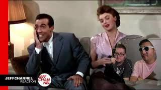 Jeff Chan Reacts -- Baby It's Cold Outside -- TELL ME WHAT YOU THINK